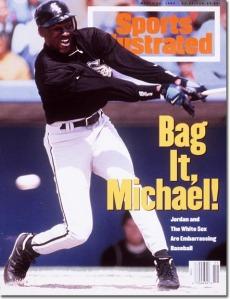 Michael Jordan Baseball