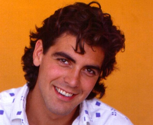 Image result for George Clooney When He Was Young