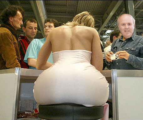 Big butt movie