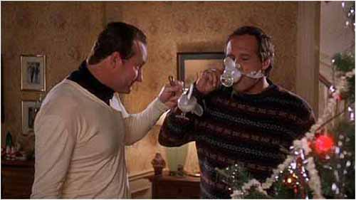 National Lampoon's Christmas Vacation Eggnog Scene